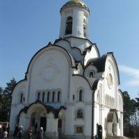 Елисаветинская церковь, Опалиха