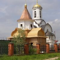 Храм в Опалихе, Опалиха