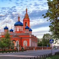 ранее утро, Орехово-Зуево