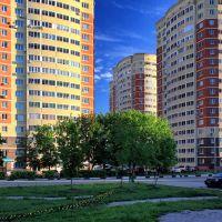 высотные новостройки, Орехово-Зуево