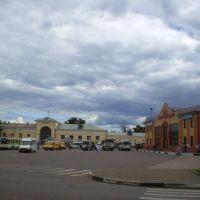 Вокзальная площадь в Орехове, Орехово-Зуево