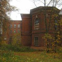 Бывшая школа №3 в Школьном проезде, Орехово-Зуево