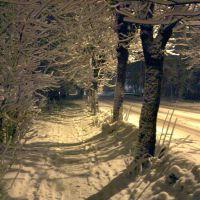 зима в Орехово-Зуево, Орехово-Зуево
