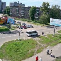Парковская летом, Орехово-Зуево