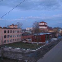 Bugrova street, Орехово-Зуево