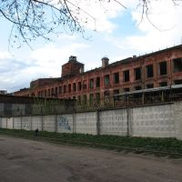 Old Factory, Орехово-Зуево