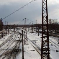 Railway, Орехово-Зуево