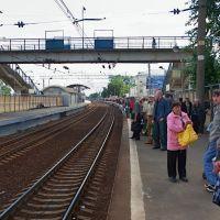 Orehovo-Zuevo Railway Station, Орехово-Зуево