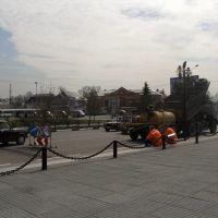 Вокзальная площадь, Орехово-Зуево