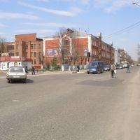 Текстильный Техникум (ул/Ленина), Орехово-Зуево