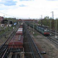 Железная дорога, Орехово-Зуево