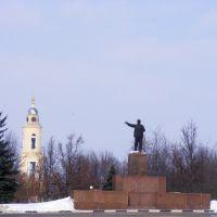 Площадь, Павловский Посад