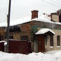 Old house in Pavlovo, Павловский Посад