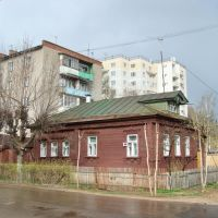 Дома разного возраста, Павловский Посад