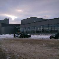 Пивной завод, Пироговский