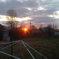 закат, Пироговский
