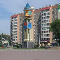 Podolsk Clock Tower, Подольск