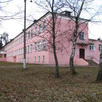 First school, Правдинский