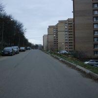 Улица Гагарина, Привокзальный