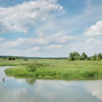 Река Воря, Привокзальный