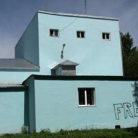 здание клуба.вид сбоку2, Пролетарский