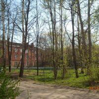 во дворе, Пролетарский