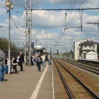 3-rd platform / 3 платформа, Пушкино