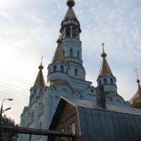 Chuch of Bogolubskoy Ikoni of Saint Madonna / Церковь Боголюбской Иконы Божией Матери, Пушкино