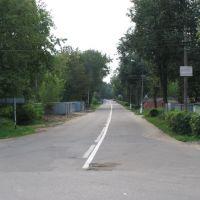 Pervomayskaya St. / ул. Первомайская, Пушкино