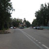 Dobrolyubovskaya St. / ул. Добролюбовская, Пушкино