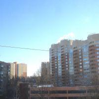 Серебряный берег / Silver shore, Пушкино