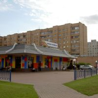 Макдоналдс 07.2007, Пушкино