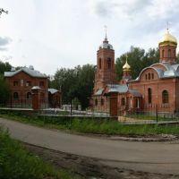 Церковь Архангела Михаила (26.06.2008), Пущино