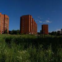 Панорама мкрн.АБ 21,22,23 (28.06.2008), Пущино