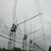 Linear Antenna (jogging trail), Пущино