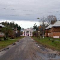 Улица пос.Радовицкий мох, Радовицкий