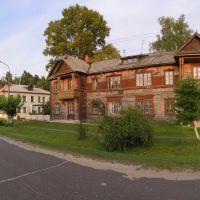 Деревянный дом, Радовицкий