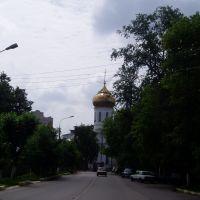 Свято-троицкая церковь, Раменское