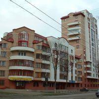 Reutov building 01, Реутов