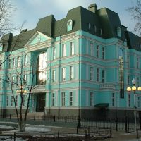 Reutov building 07, Реутов
