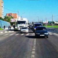 Носовихинское шоссе., Реутов