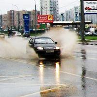 Октябрьские дожди, Реутов