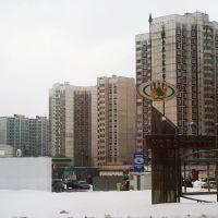 Новокосино, Реутов