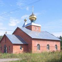 Новый храм, Решетниково