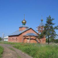 Строительство нового храма, Решетниково