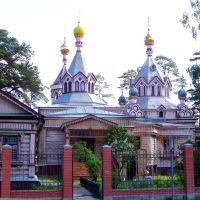 Svato-Troitskiy Cathedral-3, Родники