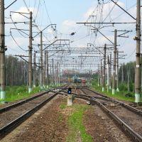 Станция Овражки, Родники