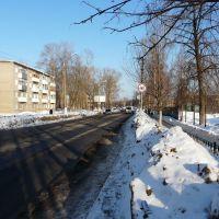 Рошаль,улица Советская., Рошаль