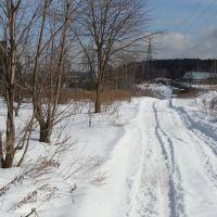 Одинцовский район, Московская область, Рублево