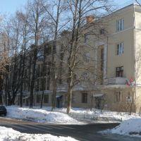 Рублево. Сталинский дом. House of Stalins period, Рублево